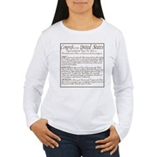 Bill of Rights/10th Amendment T-Shirt