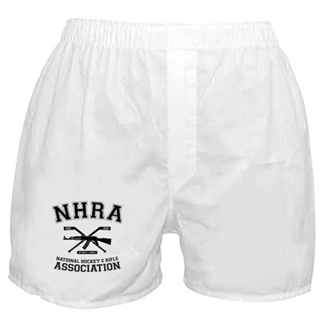 National hockey and rifle assn Boxer Shorts