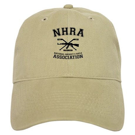 National hockey and rifle assn Cap