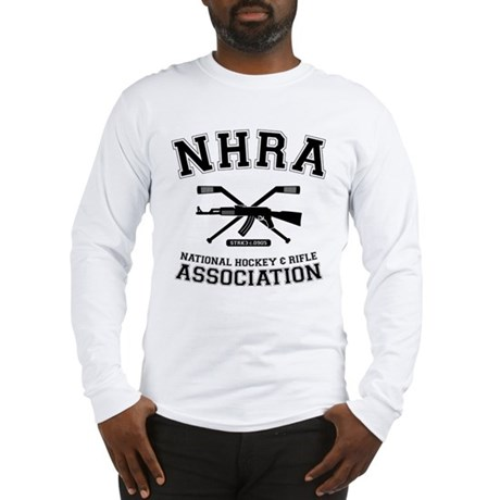 National hockey and rifle assn Long Sleeve T-Shirt