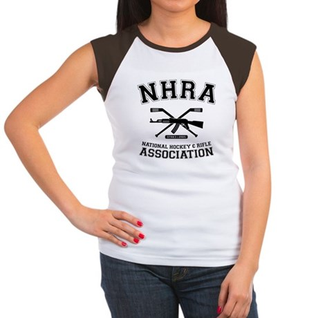 National hockey and rifle assn Women's Cap Sleeve