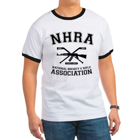 National hockey and rifle assn Ringer T