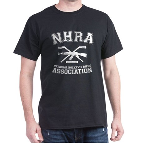 National hockey and rifle assn Dark T-Shirt