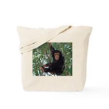 Cute Primates Tote Bag