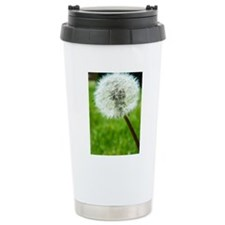 dead dandelion Travel Mug
