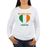 Greer, Valentine's Day T-Shirt