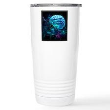 Brain research, concept Thermos Mug