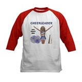 Cheerleader #1 Tee