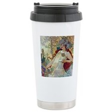 Mucha Travel Mug