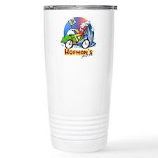 Hofman Plain Logo1 Travel Mug