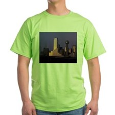 Texas, Dallas Dallas skyline showing T-Shirt