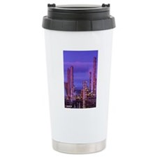 Petrochemical plant Travel Mug