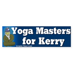 Yoga Masters for Kerry