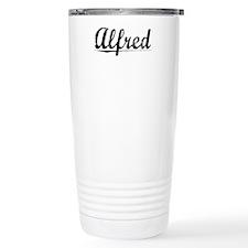 Alfred, Vintage Travel Mug