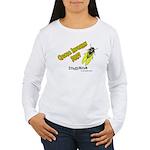 Indiana Cicada Women's Long Sleeve T-Shirt