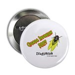 Indiana Cicada Button