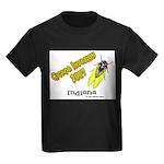 Indiana Cicada Kids Dark T-Shirt