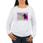 Cicada S Couture Women's Long Sleeve T-Shirt
