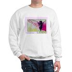 Cicada S Couture Sweatshirt