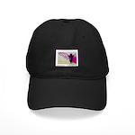 Cicada S Couture Black Cap