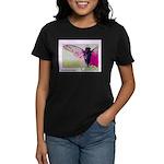 Cicada S Couture Women's Dark T-Shirt
