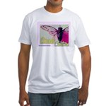 Cicada S Couture Fitted T-Shirt