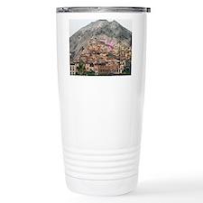 San Cristobal Hill in L Travel Mug