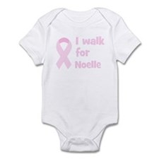 Walk for Noelle Infant Bodysuit