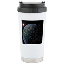 Meteor shower Thermos Mug