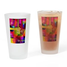 Nuclear Med Tech Drinking Glass