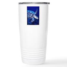 hawkbill sea turtle Travel Mug
