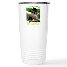 you mad bro Travel Mug