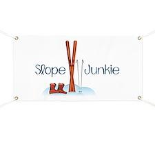 Slope Junkie Banner