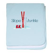 Slope Junkie baby blanket
