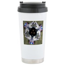 SALUKI 1 - KALEIDASCOPE Travel Mug