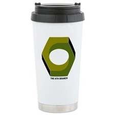 T6B Large Hex Nut Travel Mug