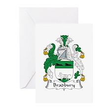 Bradbury Greeting Cards (Pk of 10)