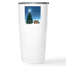 santa's night Travel Mug