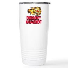 Cute Fire rescue Travel Mug