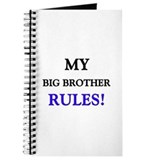 My BIG BROTHER Rules! Journal