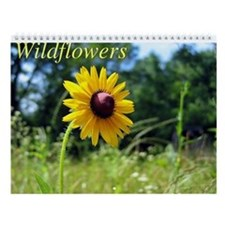 Wildflowers I Wall Calendar