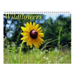 Wildflowers I Wall Calendar