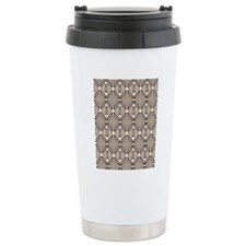 Ethnic Pattern Travel Mug