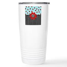 Ladybug Bliss Travel Mug