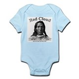 Red Cloud 01 Onesie