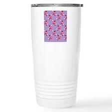 Ladybug Lunch Tote - Pu Travel Mug