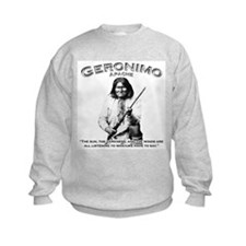Geronimo 01 Sweatshirt