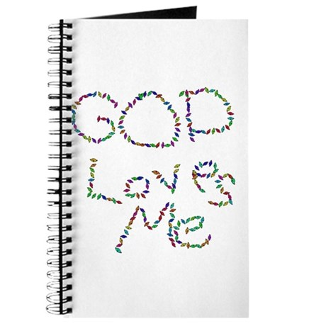 God Loves Me Journal