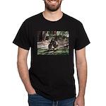 Kangaroo Mum Dark T-Shirt