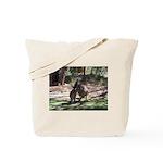 Kangaroo Mum Tote Bag